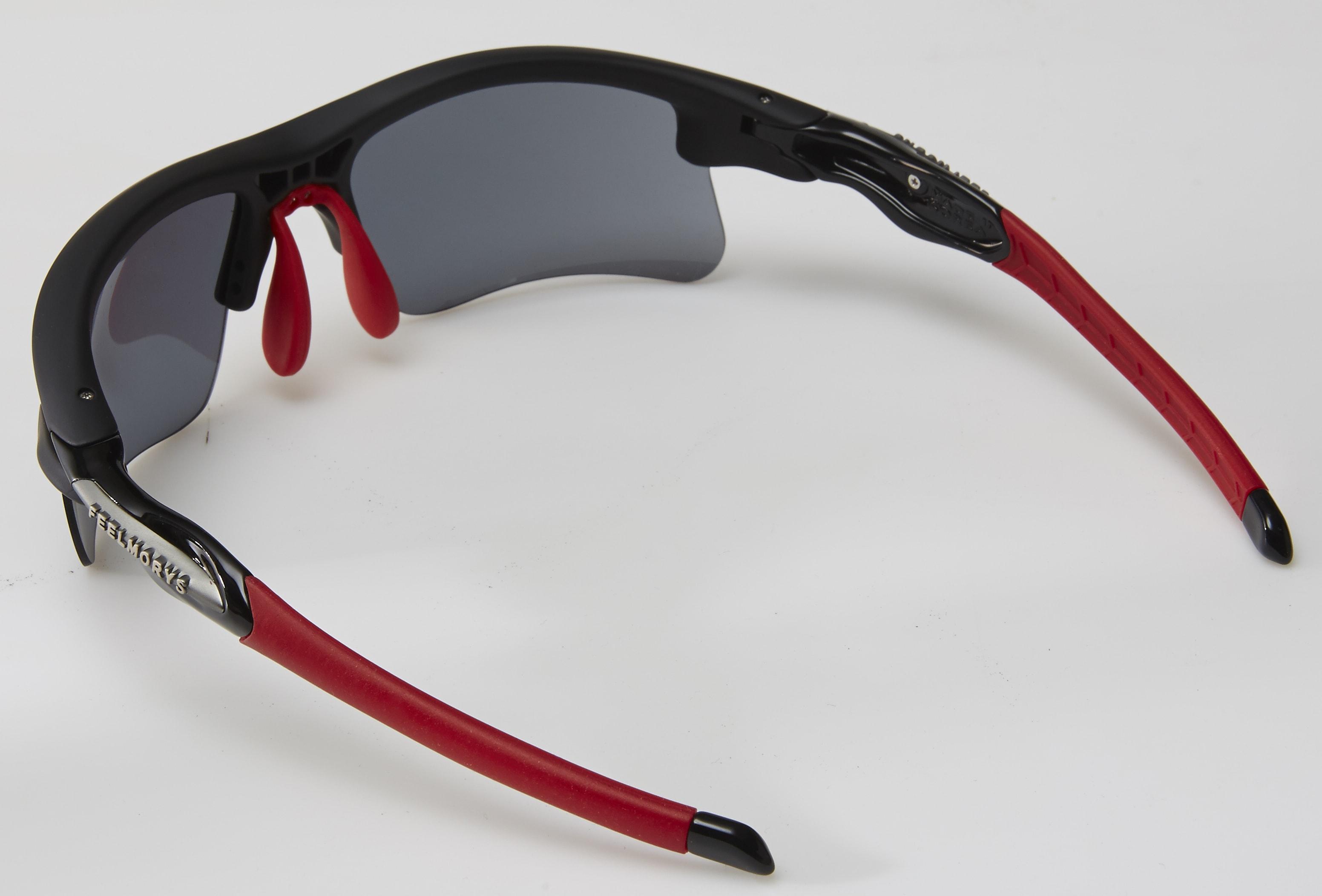 trasera feel morys ms-049 negra roja