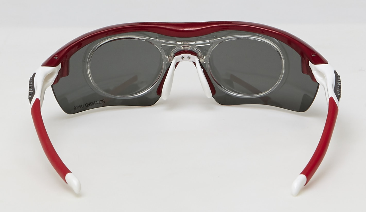 clip optico feel morys ms-048 roja clip polarizada