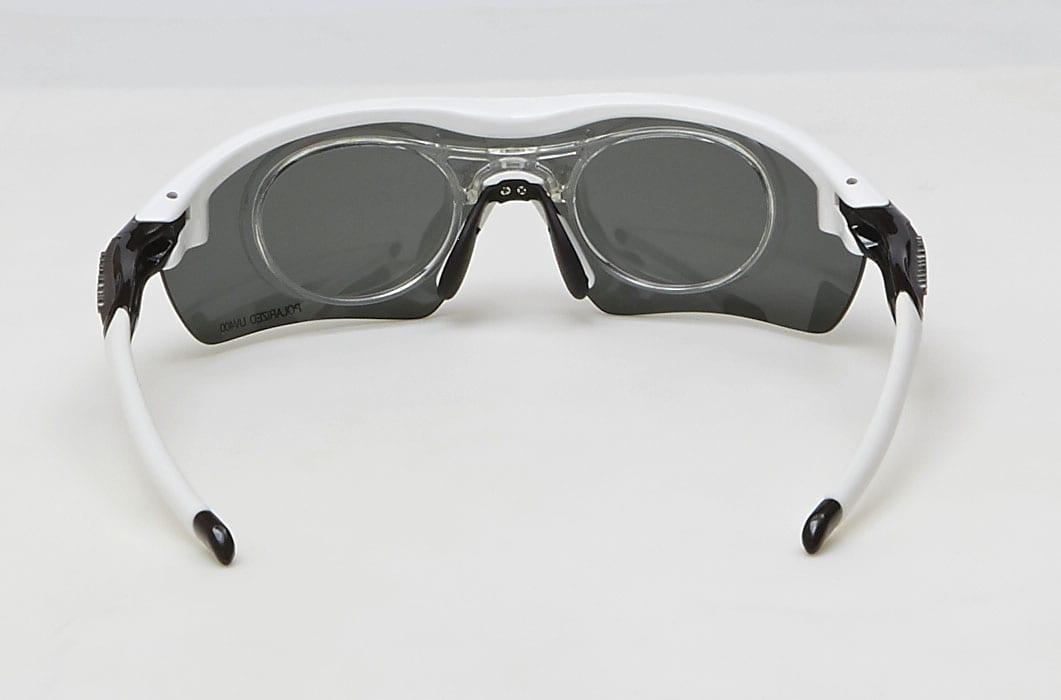 clip optico feel morys ms-048 blanca-negra polarizada