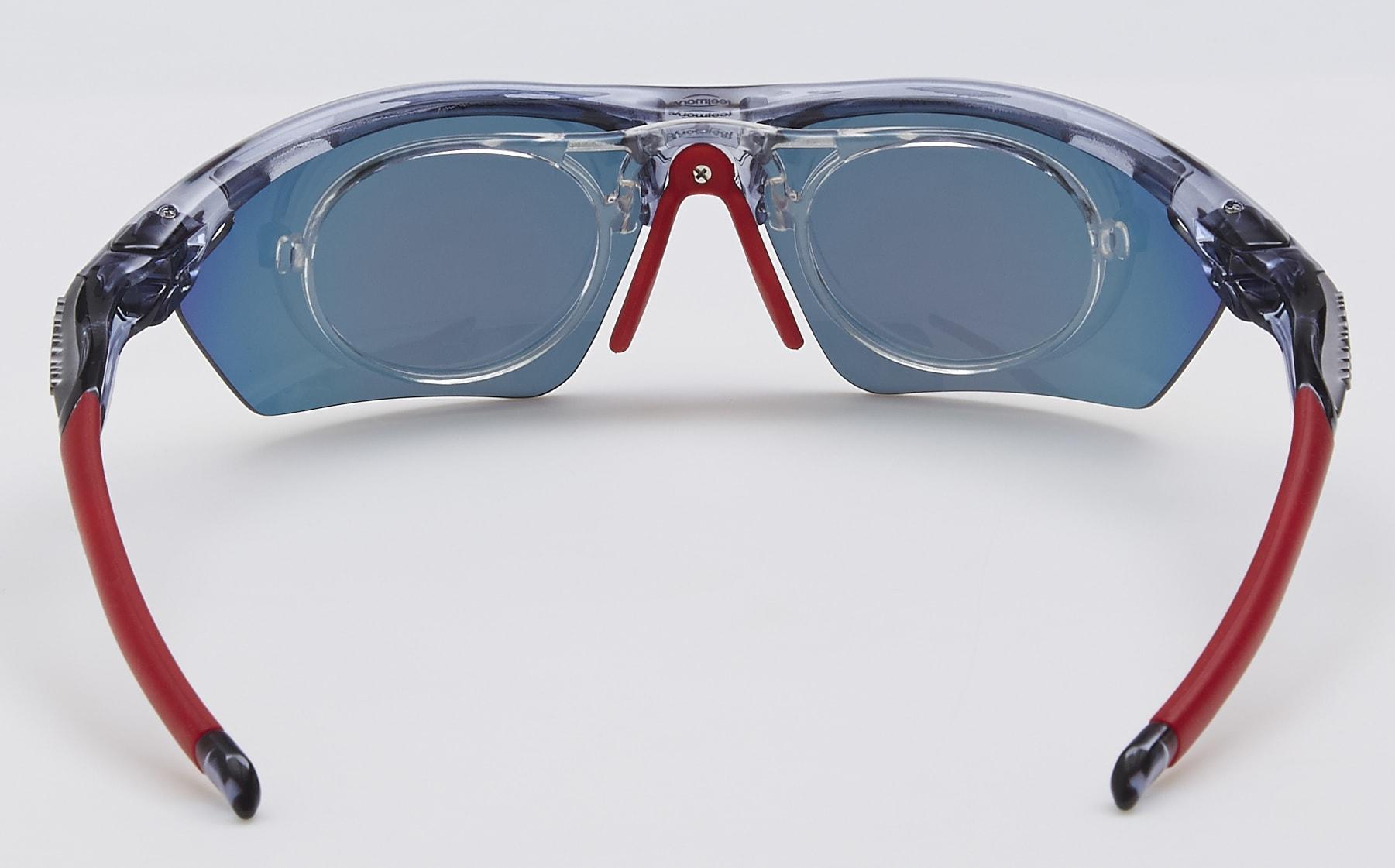clip optico feel morys ms-049 gris transparente