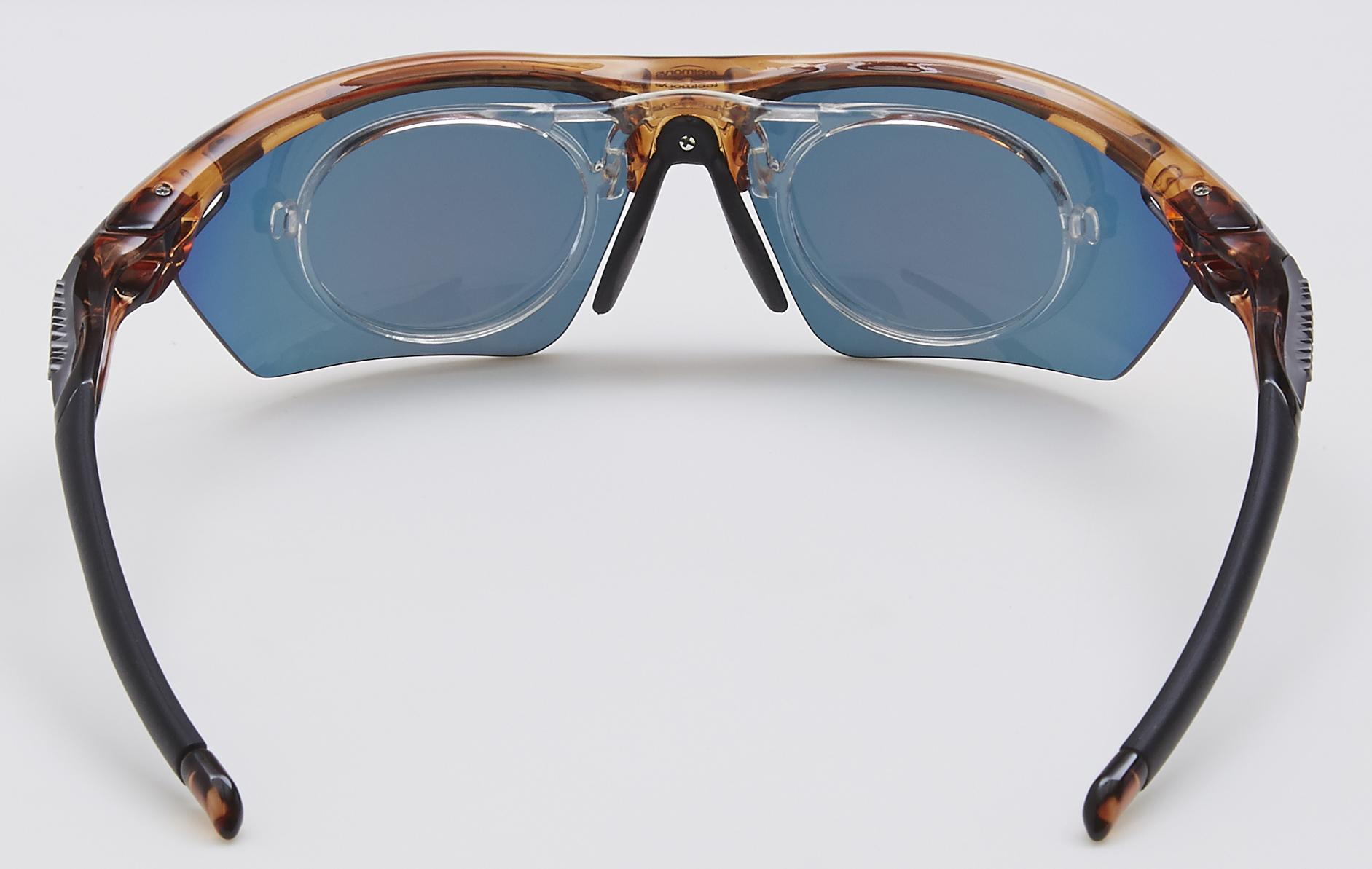 clip optico feel morys ms-049 marron