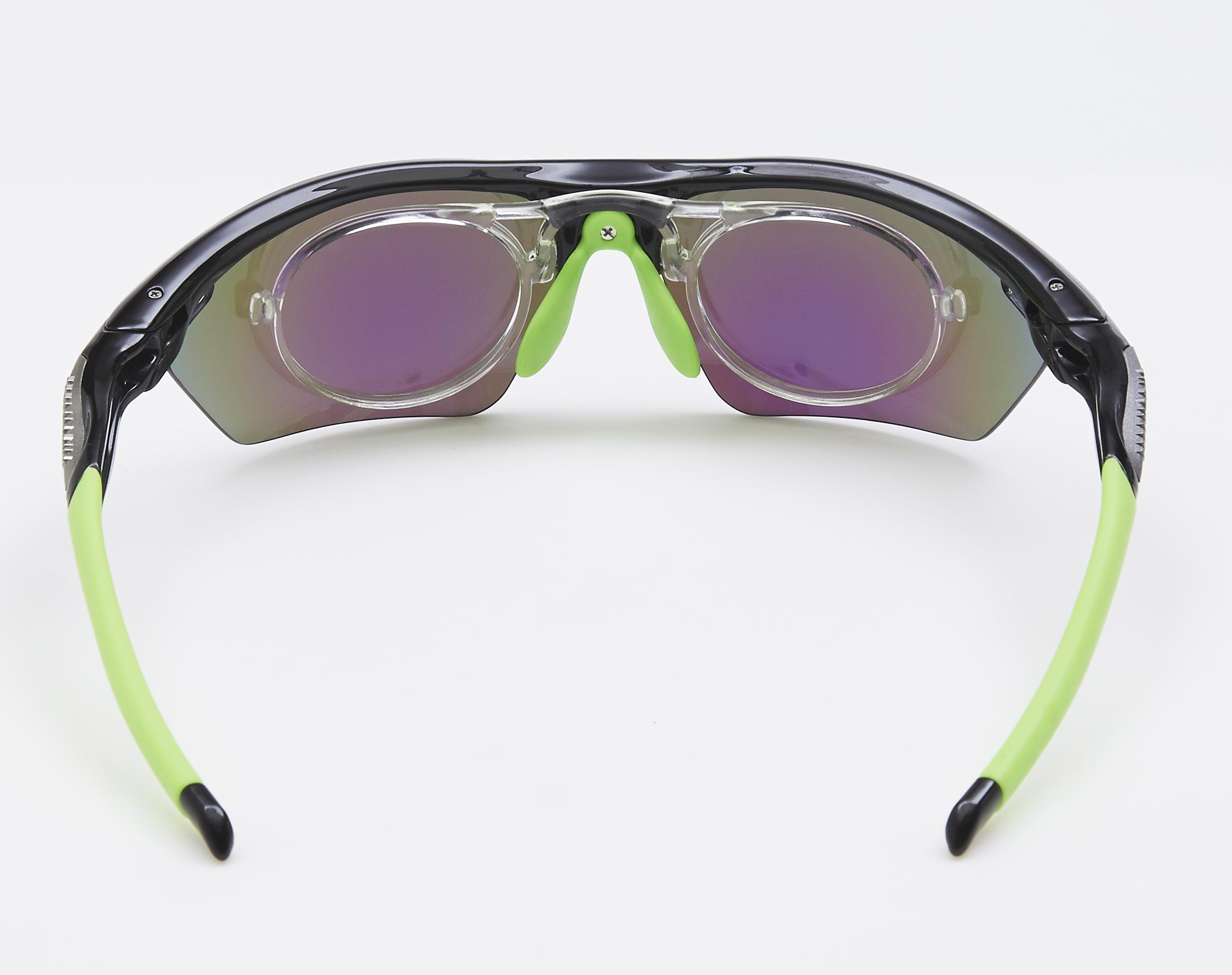 clip optico feel morys ms-049 negraverde