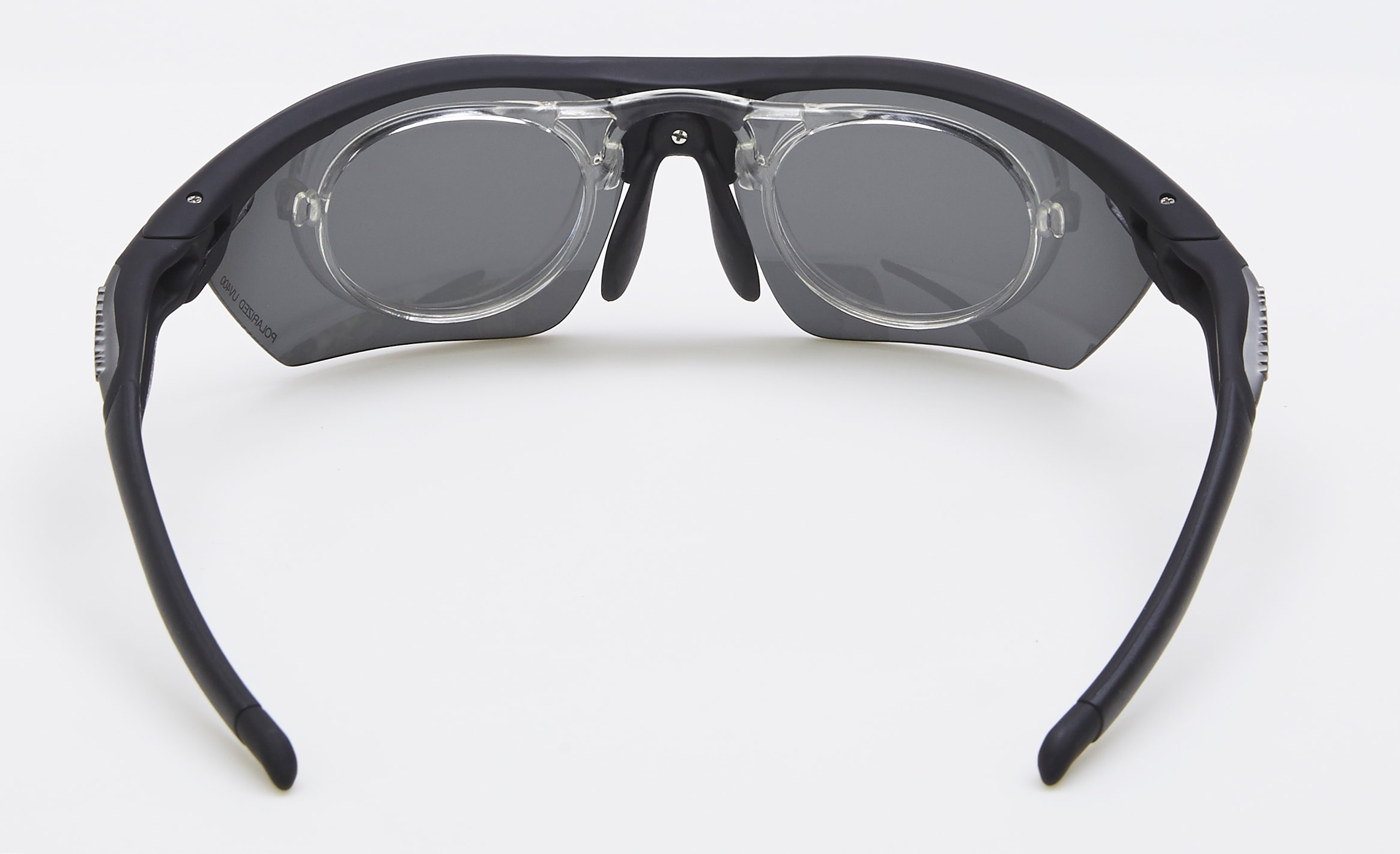 clip optico feel morys ms-049 negra polarizada